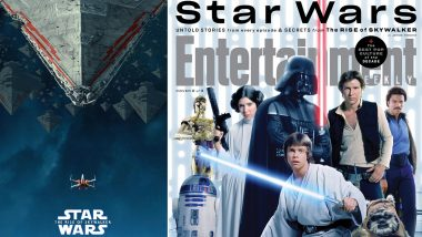 Star Wars: The Rise of Skywalker's New Poster and Entertainment Weekly's Three New Covers is What Fans' Dreams are Made Of (View Pics)