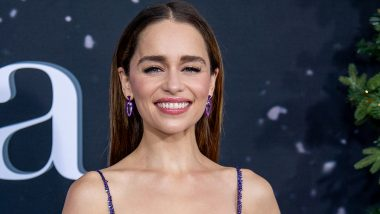 Game Of Thrones Star Emilia Clarke Is Auctioning a Virtual Dinner in Return of Donations for Coronavirus Relief