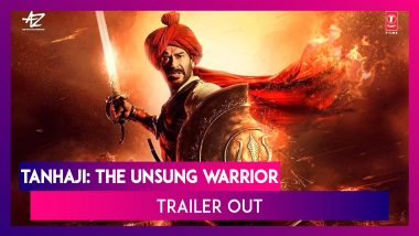 Tanhaji The Unsung Warrior Trailer: This Epic Tale Starring Ajay Devgn -Saif Ali Khan Is A Visual Spectacle