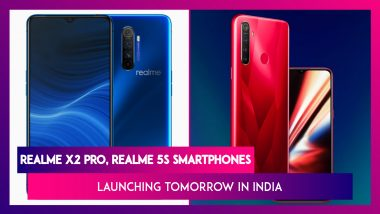 Realme X2 Pro, Realme 5s Smartphones Launching Tomorrow In India; Check Expected Prices, Features & Specifications