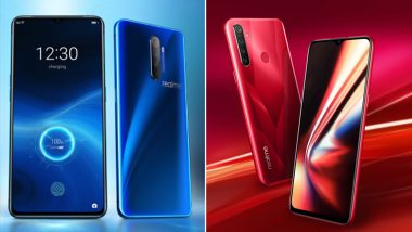 Realme X2 Pro, Realme 5s Launched in India; Check Prices, Features, Colours, Variants & Specifications