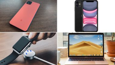 Black Friday Sale 2019: Best Deals on Apple iPhone 11, Google Pixel 4, Pixel 4 XL, MacBook Air, Apple Watch Series 4 & Google Home Mini