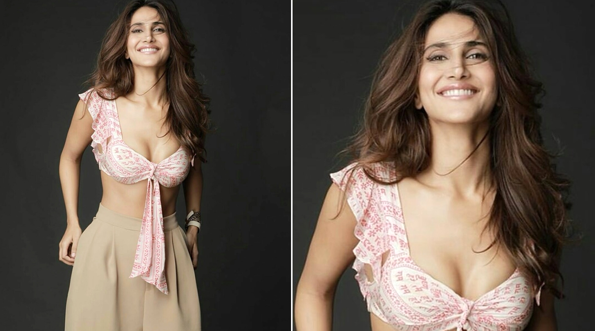 Vaani Kapoor in Trouble! A Complaint Gets Filed Against Her for Wearing a Revealing Outfit with 'Ram' Written on it