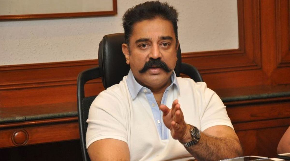 COVID-19 Outbreak: Kamal Haasan Issues Clarification on Chennai Government's Quarantine Sticker Outside his Residence
