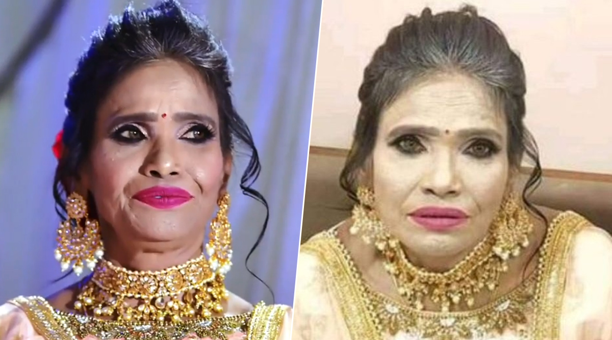 Ranu Mondal's Viral Pic With Heavy Make-Up Real or Fake? This Video Reveals the Truth!