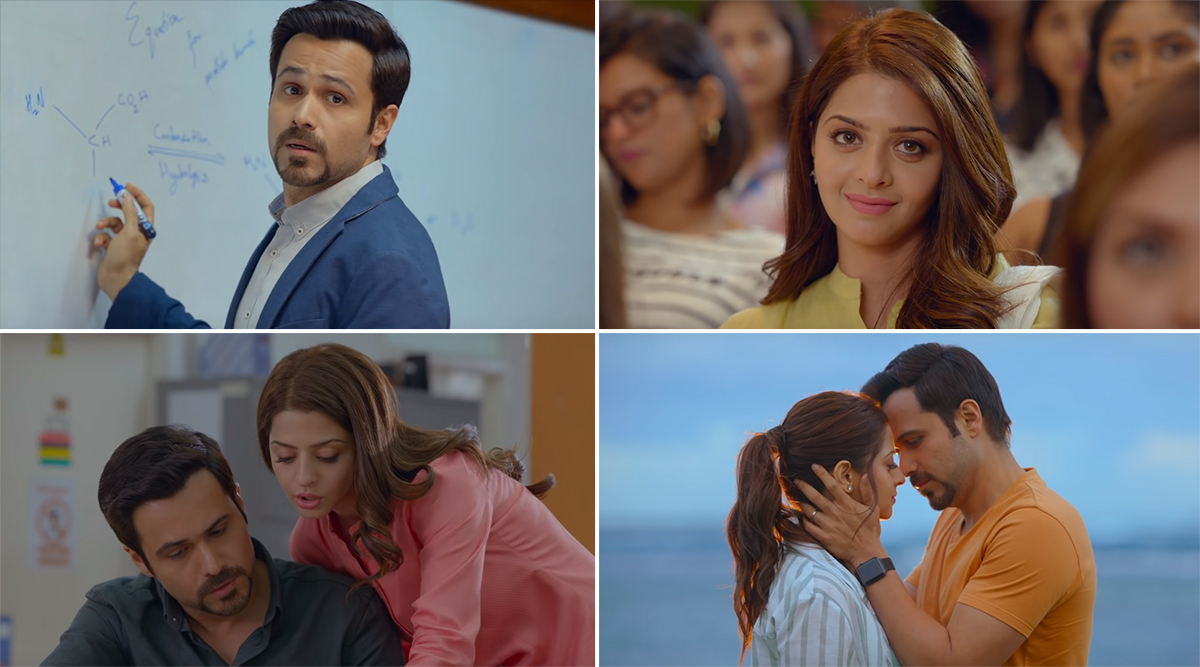 The Body Song Main Janta Hoon: Emraan Hashmi Has another Beautiful Composition in his Kitty (Watch Video)
