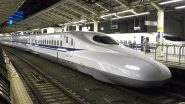 Bullet Train Project Between Mumbai and Ahmedabad Likely to Be Hit If Congress-NCP-Shiv Sena Alliance Comes to Power in Maharashtra: Report