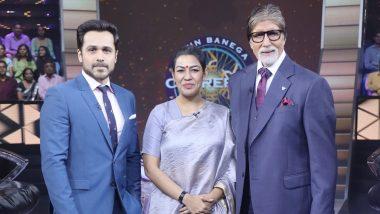 Kaun Banega Crorepati 11: Emraan Hashmi Opens Up on His Son's Fight with Cancer on Amitabh Bachchan's Quiz Show