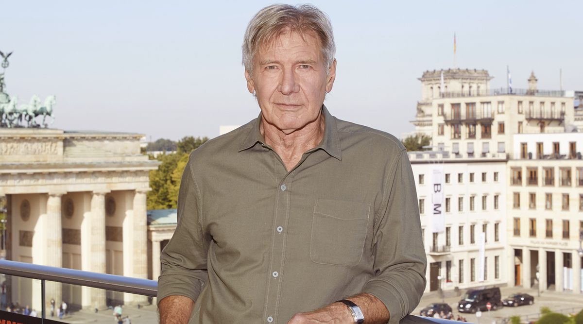 Harrison Ford to Star In and Executive Produce a TV Series