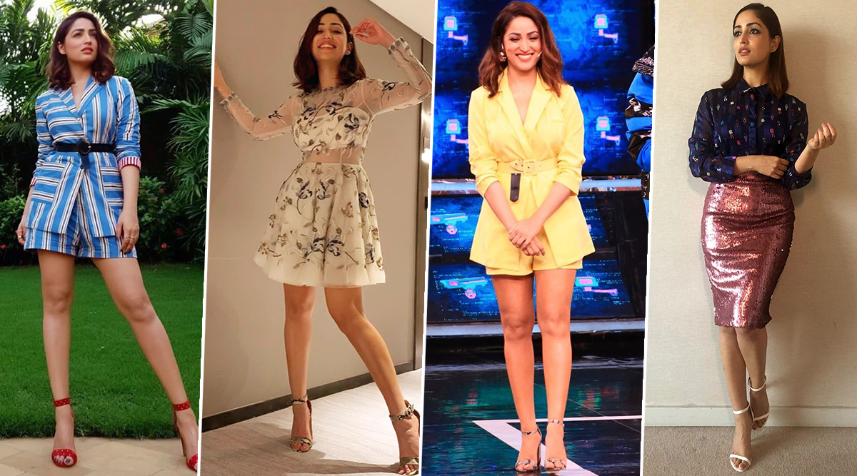 Yami Gautam Birthday Special: The Bala Actress Prefers Ditching Trends and Sticking to Classics Instead (View Pics)