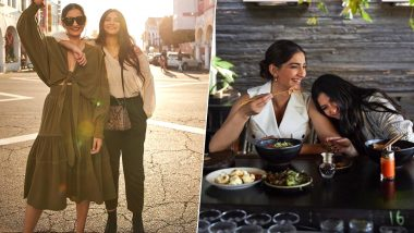 Sonam Kapoor and Rhea Kapoor's LA Holiday is All About 'Why Should Boys Have all the Fun?' (View Pics)