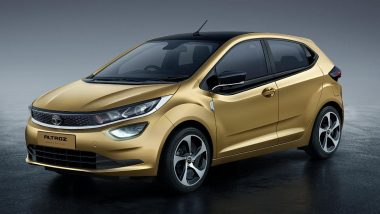 LIVE Updates: Tata Altroz Premium Hatchback Launched in India at Rs 5.29 Lakh ;Prices, Features, Bookings, Colours & Specifications