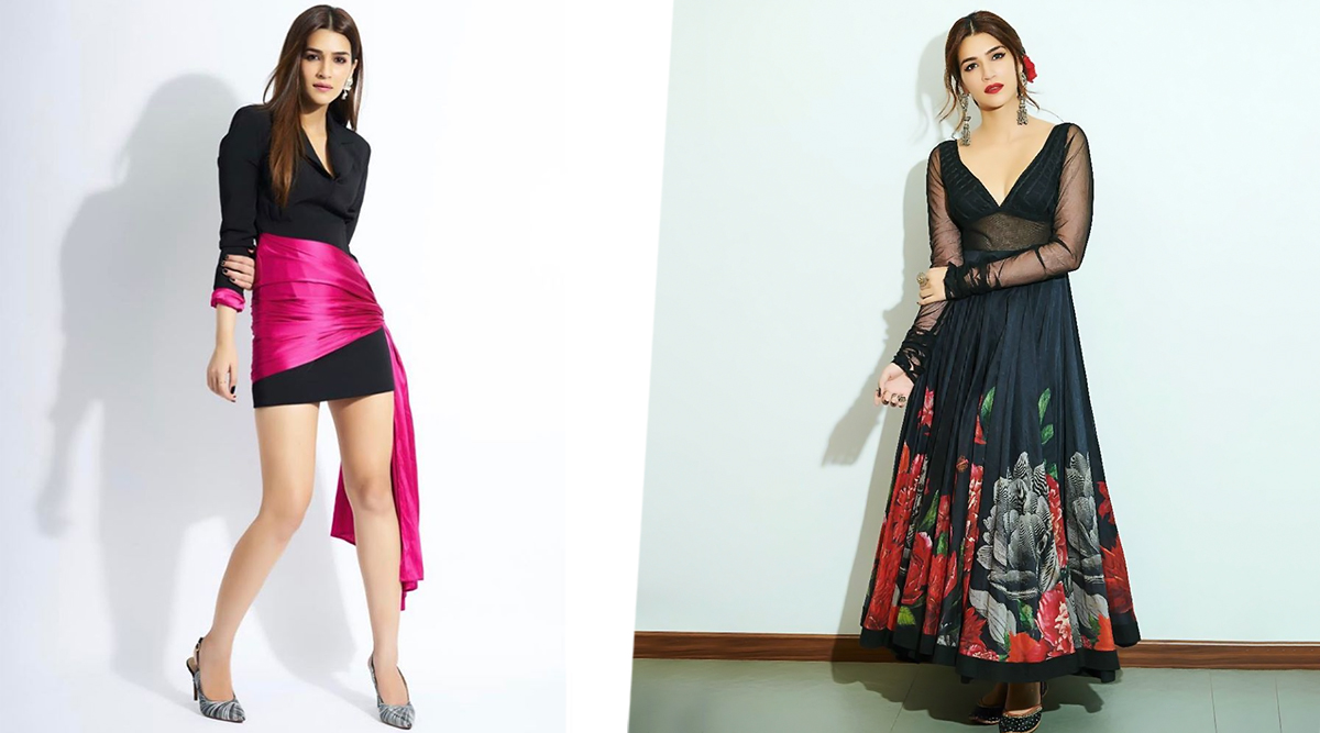 Kriti Sanon Goes From 'Videsi' to 'Desi' in Just 24 Hours, Which Look Impressed You More?