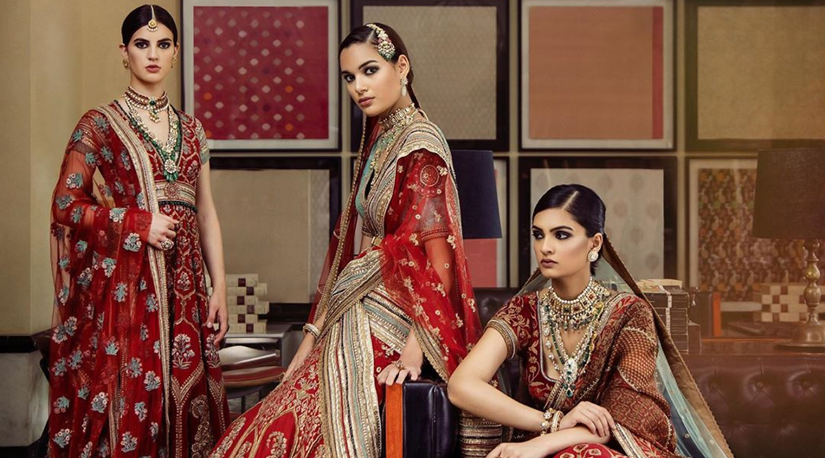Tired of Sabyasachi Designs? Try These Bridal Designers Who Are Equally Brilliant with Wedding Trousseaux