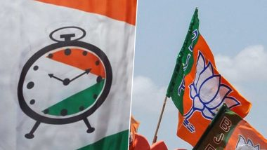 BJP & NCP Workers Clash in Maharashtra's Latur; Case Registered Against 17 People, 9 Arrested