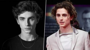 Thirstday Special: 7 Pictures of Timothée Chalamet That Will Make You Fall for Him Instantly