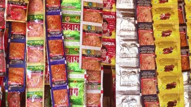 Gutka, Pan Masala Containing Tobacco & Nicotine Banned by Assam Government For One Year