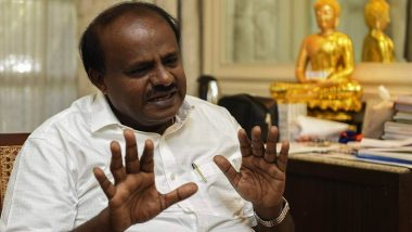HD Kumaraswamy Says 'Congress is Another Name for Horse Trading'