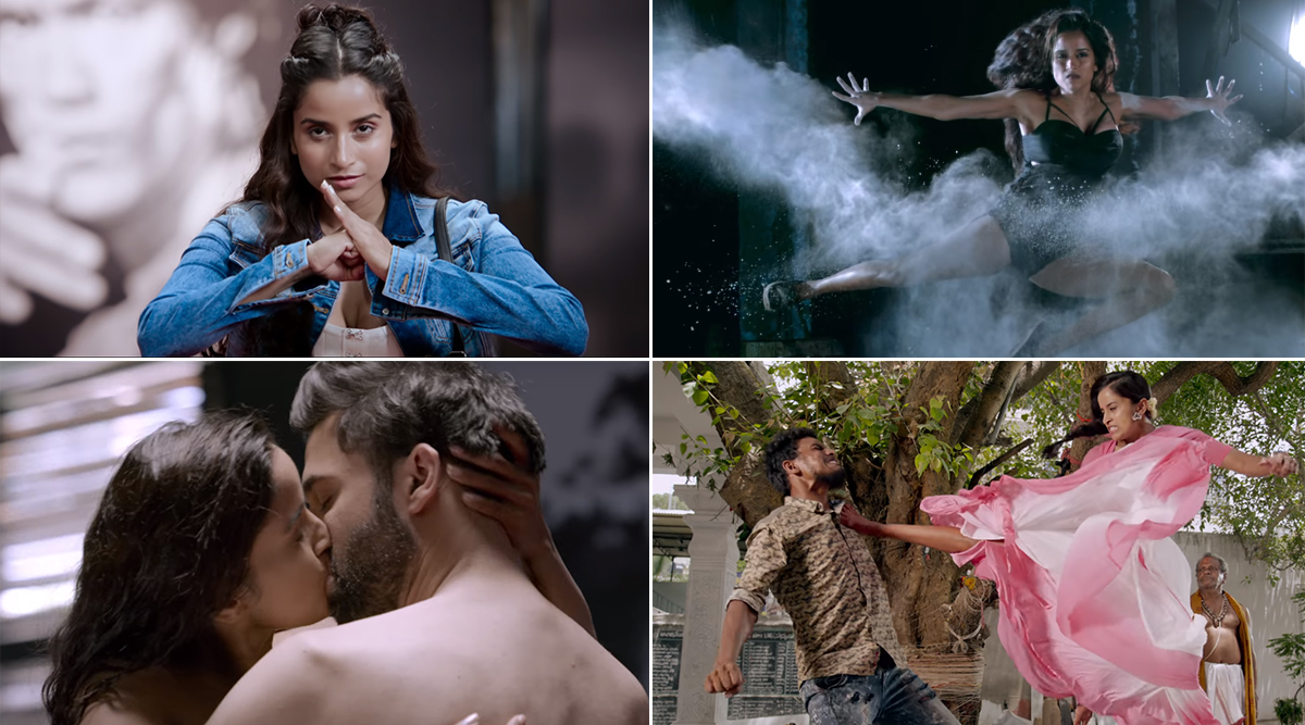 Enter the Girl Dragon Teaser: Ram Gopal Varma's Hyper-Sexualised Action Heroine Film Will Grab Attention (Watch Video)