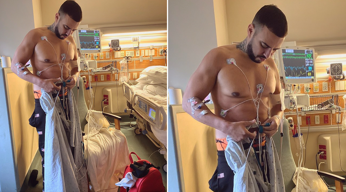 Hip Hop Star French Montana Gets Discharged, Shares A Still from the Hospital