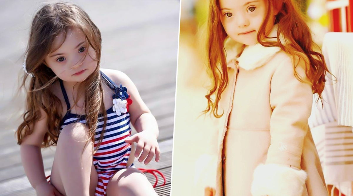 Francesca Rausi, 4-Year-Old Model With Down Syndrome Is Winning Hearts on the Internet! Check Heart-Melting Pictures Of The Star