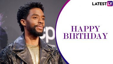 Chadwick Boseman Birthday Special: 10 Interesting Facts About the Black Panther Star That We Bet You Didn't Know!