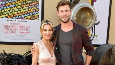 Avengers Endgame Star Chris Hemsworth Gets 'Embarrassed' When Wife Elsa Pataky Is Right