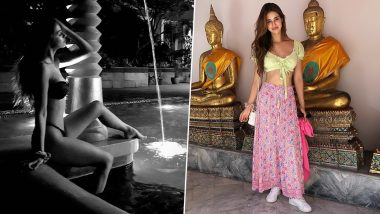 Disha Patani's Thailand Pool Pictures Are Taking Instagram by Storm and for Once They Don't Include Calvin Klein