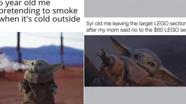 Funny Baby Yoda Memes and Jokes: These Memes Having Cute Baby Yoda's Pictures Will Melt Your Heart While You LOL