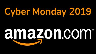 Amazon Cyber Monday 2019 Sale: Deals on Smartphones, Headphones, Electronics, Accessories & More