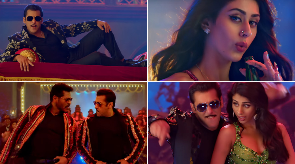 Dabangg 3 Song Munna Badnaam Hua: Salman Khan Gives Fans a New Snazzy Number and A Quirky Hook Step (watch video)