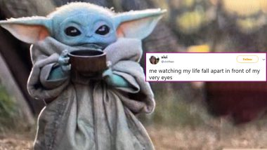 Funny Baby Yoda with His Soup Memes Are Going Viral and Our Hearts Are Collectively Stolen
