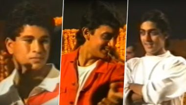Andaz Apna Apna Completes 25 Years: Did You Know Sachin Tendulkar Played This Role In Salman-Aamir Khan Cult Comedy?