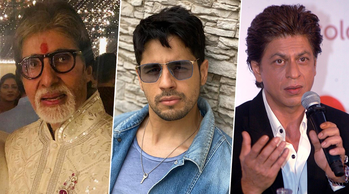 Marjaavaan: Amitabh Bachchan and Shah Rukh Khan Inspired Sidharth Malhotra to Play the Lead in Milap Zaveri Film, Here's How!