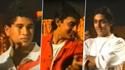 Andaz Apna Apna Completes 25 Years: Did You Know Sachin Tendulkar Played This Role In Salman-Aamir Khan Cult Comedy?