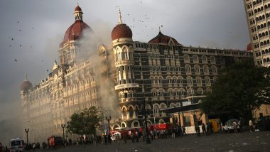 26/11 Mumbai Attack: France Pays Tribute to Memory of Terror Attack Victims on 12th Anniversary
