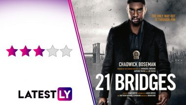 21 Bridges Movie Review: Chadwick Boseman, Stephan James's Performances Stand Out in This Engrossing Thriller