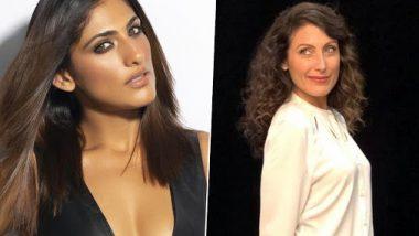 Kubbra Sait Wants to Meet Her Doppelganger Lisa Edelstein For Coffee