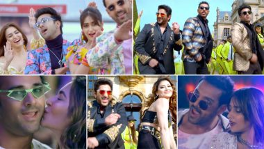 Pagalpanti Song Thumka: John Abraham, Ileana D'Cruz Dance To Yo Yo Honey Singh's Mildly Suggestive Dance Number (Watch Video)