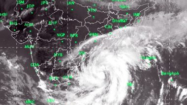 Cyclone Bulbul Heads Towards Odisha and West Bengal, Likely to Intensify Into Severe Cyclonic Storm Over Next 24 Hours