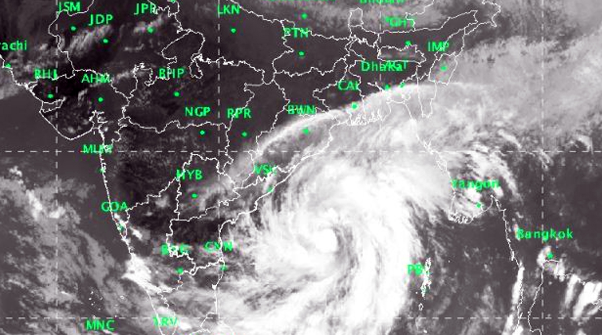 Cyclone Bulbul Claims 2 Lives in Odisha, Extensive Damage to Crops