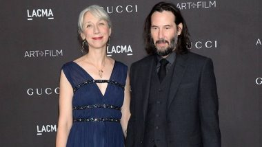 Keanu Reeves Introduces his First Girlfriend in Decades, Walks Hand-in-Hand with Alexandra Grant at an Event in Los Angeles (View Pic)