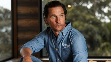 Matthew McConaughey Recalls a Horrifying Snake Encounter While Living in Australia