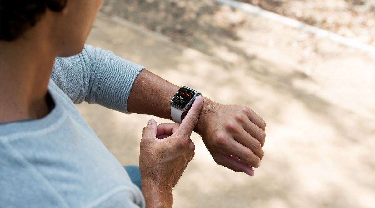 Touch ID Feature Coming To Apple Watch Soon: Report