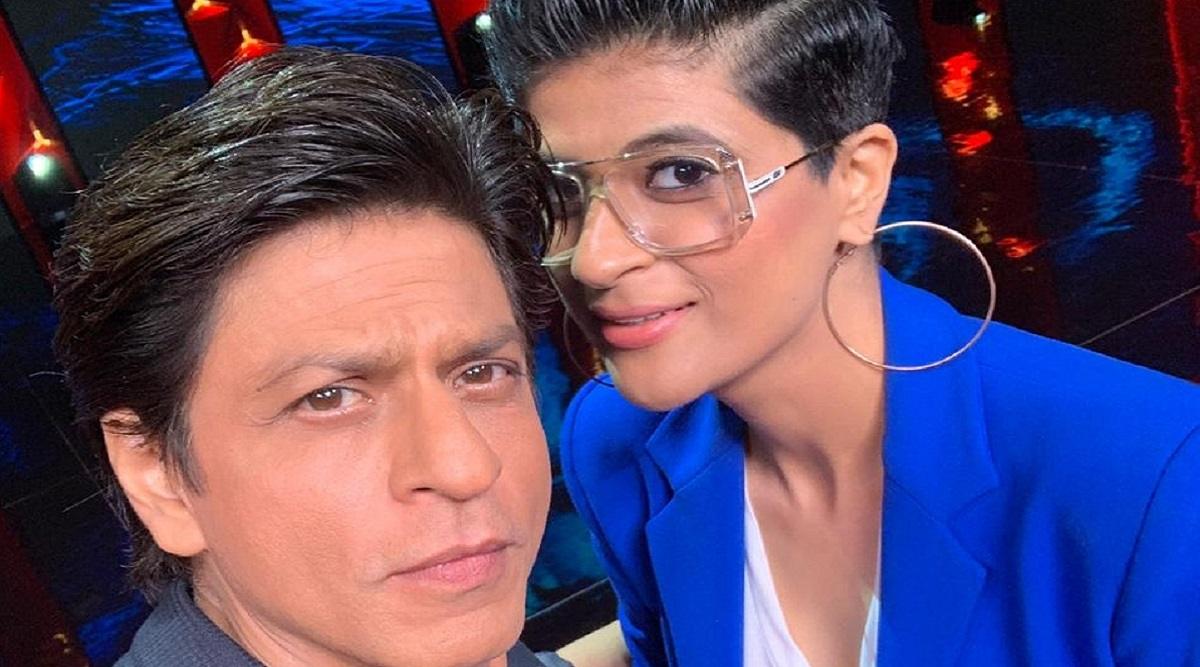 Shah Rukh Khan Praises Tahira Kashyap, Says She Made Me Realise It Is Okay to Share Problems