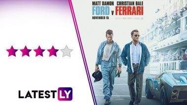 Ford v Ferrari Movie Review: Christian Bale, Matt Damon Set the Trail Blazing in James Mangold's Spirited Racing Drama