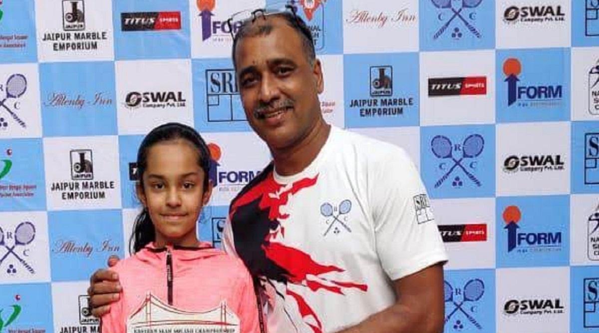Delhi Siblings Amira and Anahat Singh Win at Northern India Squash Championship