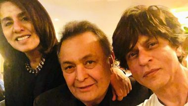 Rishi Kapoor Is Glad Gauri's Prayers To God For Shah Rukh Khan Went Unanswered