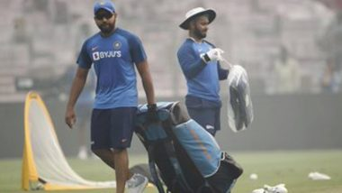IND vs BAN 2019: Rohit Sharma-led Team India to Battle it Out Against Bangladesh in the 1st T20I amid Pollution Scare in Delhi