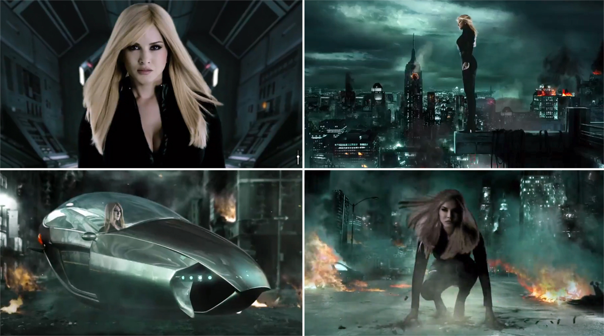 Sunny Leone Shows Her Superhero Avatar 'Kore': 'Ready to Save the World From Evil'